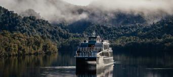 Gordon River Cruise including Buffet Lunch Thumbnail 1