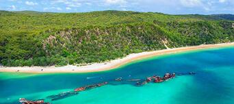 Brisbane to Tangalooma Island Resort Day Tour Thumbnail 3