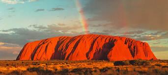 Uluru and Kata Tjuta Tour with BBQ Dinner Thumbnail 3