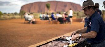 Uluru and Kata Tjuta Tour with BBQ Dinner Thumbnail 1