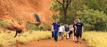 Uluru and Kata Tjuta Tour with BBQ Dinner Thumbnail 5