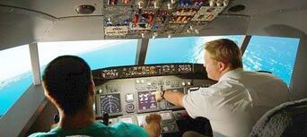Jet Flight Simulation Challenge Canberra Thumbnail 2