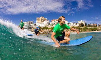 Learn to Surf on Bondi Beach Thumbnail 1