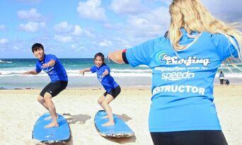 Learn to Surf on Bondi Beach Thumbnail 2