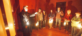 Port Arthur Historic Site Ghost Tour Thumbnail 1