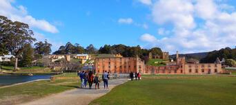Port Arthur Historic Site Entry including Walking Tour & Cruise Thumbnail 1