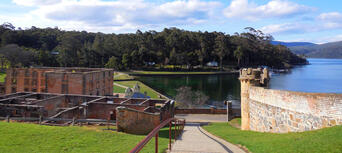 Port Arthur Historic Site Entry including Walking Tour & Cruise Thumbnail 4