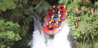 Kaituna River Grade 5 White Water Rafting Thumbnail 2