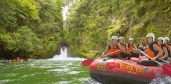 Kaituna River Grade 5 White Water Rafting Thumbnail 5