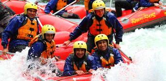 Kaituna River Grade 5 White Water Rafting Thumbnail 6