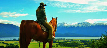 2.5 Hour Horse Riding Tour in Te Anau Thumbnail 2