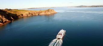 Waiheke Island Ferry from Auckland Thumbnail 1