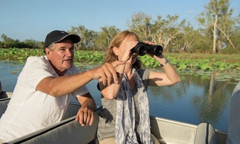 Mary River Wetlands Cruise from Darwin Thumbnail 2