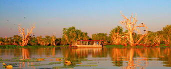 Mary River Wetlands Cruise from Darwin Thumbnail 1
