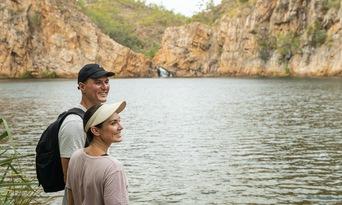 Katherine Gorge and Edith Falls Day Tour Thumbnail 6