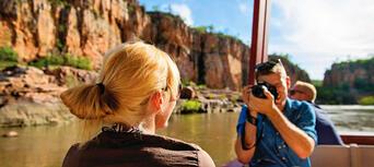 Katherine Gorge and Edith Falls Day Tour Thumbnail 2