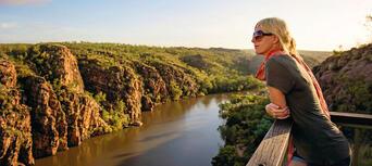 Katherine Gorge and Edith Falls Day Tour Thumbnail 3