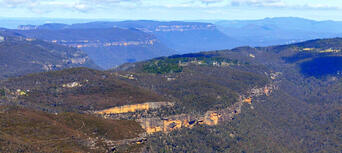 Blue Mountains Helicopter Flight Thumbnail 4