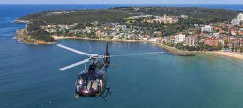 Blue Mountains Helicopter Flight Thumbnail 5