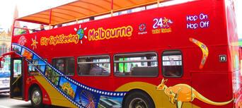 Melbourne Hop on Hop off Bus Tour Thumbnail 6