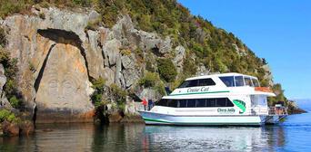 Lake Taupo Scenic Cruise Thumbnail 1