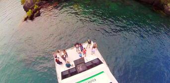Lake Taupo Scenic Cruise Thumbnail 4