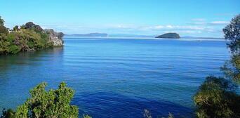 Lake Taupo Scenic Cruise Thumbnail 5