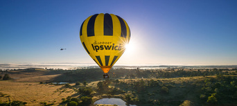 60 Minute Hot Air Balloon Flight Over Ipswich Thumbnail 6