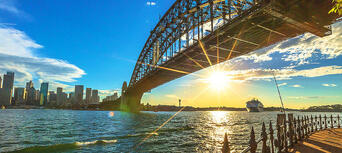 Sydney Harbour Jazz Lunch Cruise Thumbnail 2