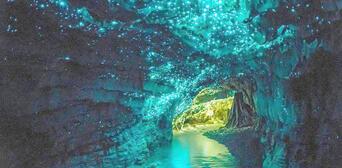 Waitomo Glowworm Express Tour return Auckland Thumbnail 2