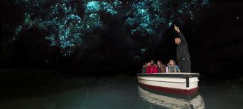 Auckland to Waitomo Caves Day Tour (return Auckland) Thumbnail 2
