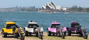 Sydney Harbour Bridge Tour Thumbnail 2