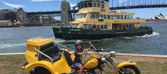 Sydney Harbour Bridge Tour Thumbnail 3