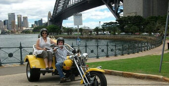 Sydney Harbour Bridge Tour Thumbnail 1
