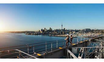 Auckland Harbour Bridge Climb Thumbnail 1