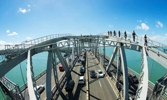 Auckland Harbour Bridge Climb Thumbnail 3