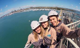 Auckland Harbour Bridge Climb Thumbnail 6