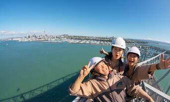 Auckland Harbour Bridge Climb Thumbnail 4