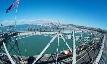 Auckland Harbour Bridge Climb Thumbnail 5