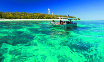 Great Barrier Reef Day Tour from Brisbane Thumbnail 4