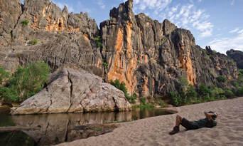 Windjana Gorge and Tunnel Creek Tour Thumbnail 1
