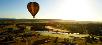 Hunter Valley 1-hour Hot Air Balloon Flight Thumbnail 1