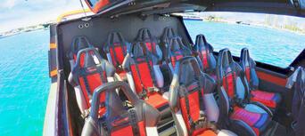 Gold Coast Ocean Offshore Jet Boat Ride Thumbnail 4