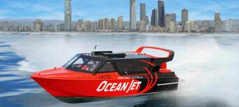 Gold Coast Ocean Offshore Jet Boat Ride Thumbnail 5