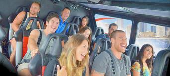 Gold Coast Ocean Jet Boat Ride + Helicopter Flight Thumbnail 6
