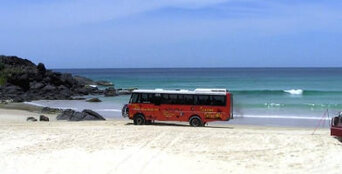 Brisbane to Fraser Island 2 Day Tour Thumbnail 1
