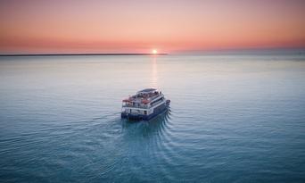 Darwin Harbour Sunset Cruise Thumbnail 1