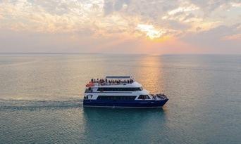 Darwin Harbour Sunset Buffet Dinner Cruise Thumbnail 6