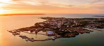 Darwin Harbour Sunset Buffet Dinner Cruise Thumbnail 5