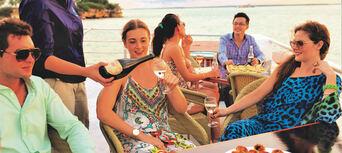 Darwin Harbour Sunset Buffet Dinner Cruise Thumbnail 1